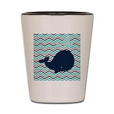 Cute Whale Shot Glass