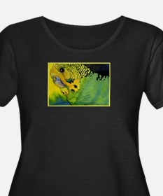 Green Budgie T