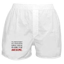 Procrastinator Awesome Boxer Shorts