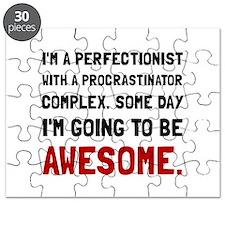 Procrastinator Awesome Puzzle