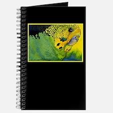 Green Budgie Journal