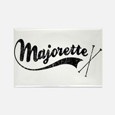 Majorette Rectangle Magnet