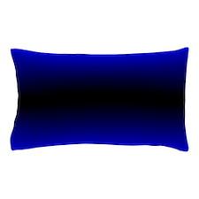 Electric Blue Pillow Case