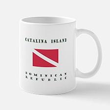 Catalina Island Dominican Republic Dive Mugs