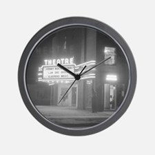 Cute Vintage hollywood Wall Clock