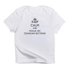 Unique Cesarean Infant T-Shirt