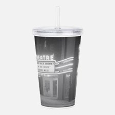 Funny Theater Acrylic Double-wall Tumbler