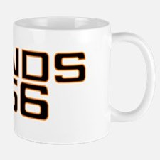 BONDS756 Mug