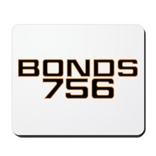 BONDS756 Mousepad