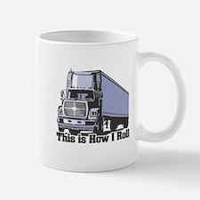How I Roll (Tractor Trailer) Mug