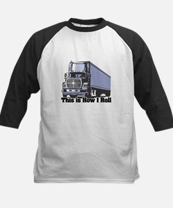 How I Roll (Tractor Trailer) Tee