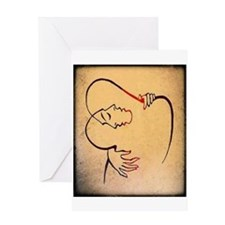 Lovers Greeting Cards