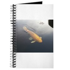 Cool Gold fish Journal