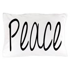 Cute Peace Pillow Case