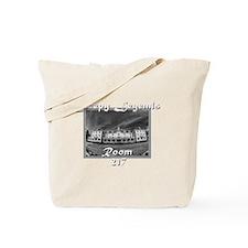 Creepy Legends Room 217 Tote Bag