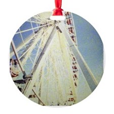 Chicago Navy Pier Ornament