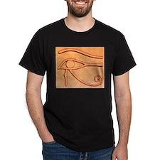 Left Eye Of Horus T-Shirt