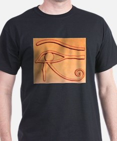 Left Eye Of Horus T-Shirt