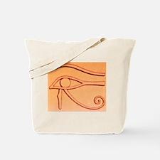 Left Eye Of Horus Tote Bag