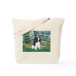 Bridge & Tri Cavalier Tote Bag