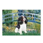 Bridge & Tri Cavalier Postcards (Package of 8)
