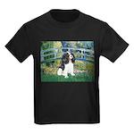 Bridge & Tri Cavalier Kids Dark T-Shirt
