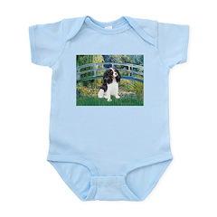 Bridge & Tri Cavalier Infant Bodysuit