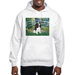 Bridge & Tri Cavalier Hooded Sweatshirt