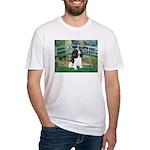 Bridge & Tri Cavalier Fitted T-Shirt