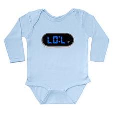 Alarm clock LOL Body Suit