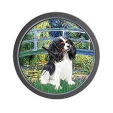Bridge & Tri Cavalier Wall Clock