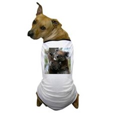 Mama and Baby Koalas Dog T-Shirt