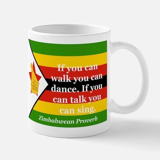 If You Can Walk Small Mug