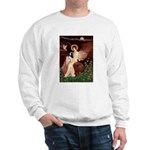 Angel (1) & Tri Cavalier Sweatshirt