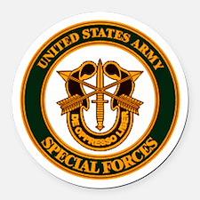 Unique Special forces Round Car Magnet