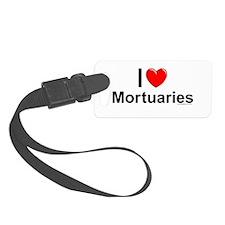 Mortuaries Luggage Tag