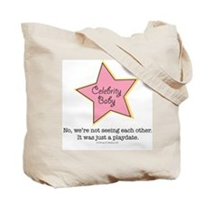 Celebrity Relationship Rumor Mill Baby Tote Bag