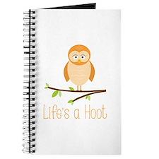 Lifes a Hoot Journal