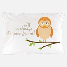 Owlways Pillow Case