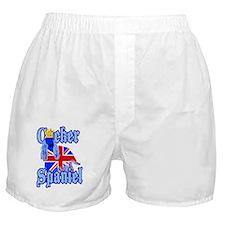 Cocker Spaniel Boxer Shorts