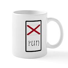 sticker alabama run.png Mugs