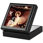 Angel (1) & Tri Cavalier Keepsake Box