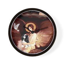 Angel (1) & Tri Cavalier Wall Clock