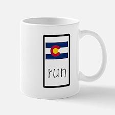 sticker colorado run.png Mugs