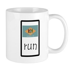 sticker delaware run.png Mugs