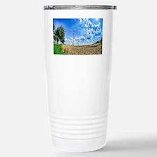 Clean Energy Stainless Steel Travel Mug