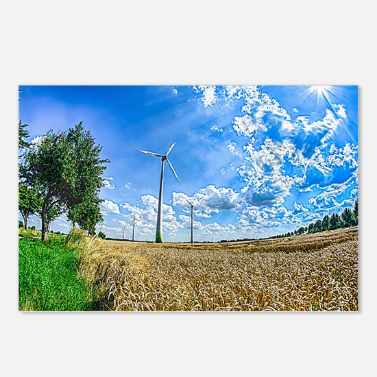 Clean Energy Postcards (Package of 8)