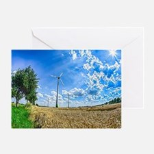 Clean Energy Greeting Card
