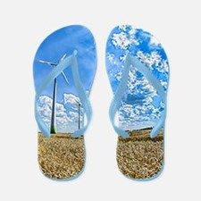 Clean Energy Flip Flops