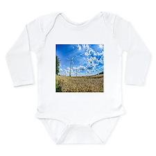 Clean Energy Long Sleeve Infant Bodysuit